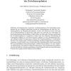 Optimierung der Anfrageverarbeitung mittels Kompression der Zwischenergebnisse