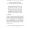 Optimisation of Constant Matrix Multiplication Operation Hardware Using a Genetic Algorithm