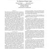 OPTIMISTA: state minimization of asynchronous FSMs for optimum output logic