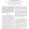 Optimization methods for lookup-table-based FPGAs using transduction method