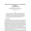 Optimization of biogas production with computational intelligence a comparative study