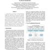Optimization of Domain-Independent Classification Framework for Mood Classification