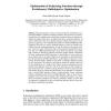 Optimization of Scalarizing Functions Through Evolutionary Multiobjective Optimization