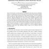 Optimization of Task Allocation in a Cluster-Based Sensor Network