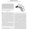Optimized Binary Modular Reconfigurable Robotic Devices