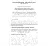 Optimizing Language Models for Polarity Classification