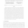 Optimizing Peer Relationships in a Super-Peer Network