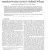 Optimum Control Limits for Employing Statistical Process Control in Software Process