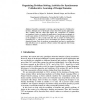 Organizing Problem Solving Activities for Synchronous Collaborative Learning of Design Domains