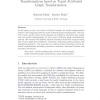 Overview of Formal Concepts for Model Transformations Based on Typed Attributed Graph Transformation