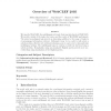 Overview of WebCLEF 2005