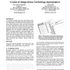 Paper interface to electronic medical records: a case of usage-driven technology appropriation
