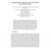 Parallel Distributed Application Framework for Earth Science Data Processing