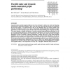 Parallel static and dynamic multi-constraint graph partitioning