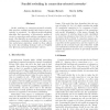 Parallel Switching in Connection-Oriented Networks