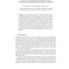 Parameter Design for Diffusion-Type Autonomous Decentralized Flow Control