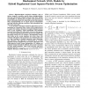 Parameter estimation with term-wise decomposition in biochemical network GMA models by hybrid regularized Least Squares-Particle