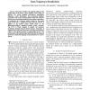 Parameter Optimization of PSS Based on Estimated Hessian Matrix from Trajectory Sensitivities