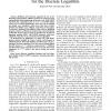 Parameterized splitting systems for the discrete logarithm