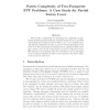 Pareto Complexity of Two-Parameter FPT Problems: A Case Study for Partial Vertex Cover