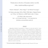 Parsimonious reduction of Gaussian mixture models with a variational-Bayes approach