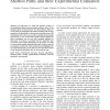 Partially Dynamic Algorithms for Distributed Shortest Paths and their Experimental Evaluation