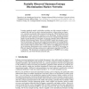 Partially Observed Maximum Entropy Discrimination Markov Networks