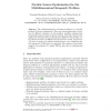 Particle Swarm Optimization for the Multidimensional Knapsack Problem