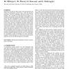 Passive coordination of nonlinear bilateral teleoperated manipulators