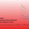 Pathfinder: A Relational Query Optimizer Explores XQuery Terrain