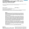 PATTERNFINDER: combined analysis of DNA regulatory sequences and double-helix stability