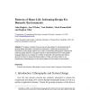 Patterns of Home Life: Informing Design For Domestic Environments
