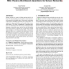 PDA: Passive distributed assertions for sensor networks