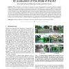 Pedestrian Detection: An Evaluation of the State of the Art
