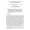 Peer-to-Peer Technology Usage in Web Service Discovery and Matchmaking
