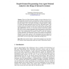 People-Oriented Programming: From Agent-Oriented Analysis to the Design of Interactive Systems
