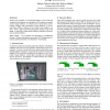 Perception thresholds for augmented reality navigation schemes in large distances