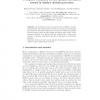 Perceptive Evaluation for the Optimal Discounted Reward in Markov Decision Processes