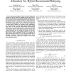 Performance analysis and optimal power allocation for hybrid incremental relaying