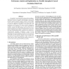 Performance Analysis and Optimization on a Parallel Atmospheric General Circulation Model Code
