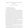 Performance analysis of distributed embedded systems