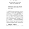 Performance Analysis of Group Handoff in Multihop Mesh Relay System