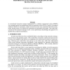 Performance Evaluation of an Operating System Transaction Manager