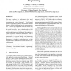 Performance Evaluation of View-Oriented Parallel Programming