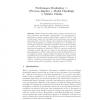 Performance Evaluation : = (Process Algebra + Model Checking) × Markov Chains