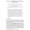 Performance of Bulk Data Dissemination in Wireless Sensor Networks