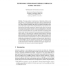Performance of Directional Collision Avoidance in Ad Hoc Networks