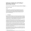 Performance Optimization and Modeling of Blocked Sparse Kernels