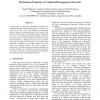 Performance Properties of Combined Heterogeneous Networks