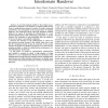 Performance Study of PANA Pre-authentication for Interdomain Handover